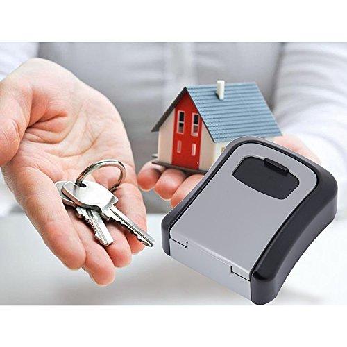 tresor| Schlüsselkasten| Key Lock Box| Sicherheits-Schlüsselkastenfür Wandmontage| Wand-Schlüsselbox| Schlüsselsafe| Wandtresore Wandtresor kaufen Schlüsseltresor aussenbereich ()