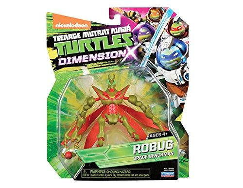 Tartarughe Ninja Dimensione x Robug Action Figure