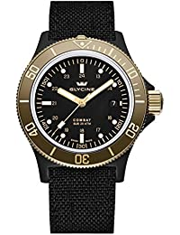 GLYCINE COMBAT SUB relojes hombre 3863.399-C6 TBA9