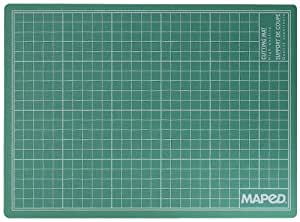 maped 174230 tapis de d coupe format a3 l 420 x p 297 x h 3 mm bricolage. Black Bedroom Furniture Sets. Home Design Ideas