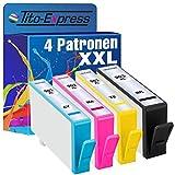 PlatinumSerie® 4 Druckerpatronen XXL Kompatibel für HP 903XL