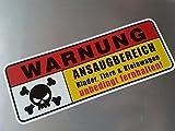 Warnung Ansaugbereich Shocker Hand Auto Aufkleber JDM Tuning OEM DUB Decal Stickerbomb Bombing fun w