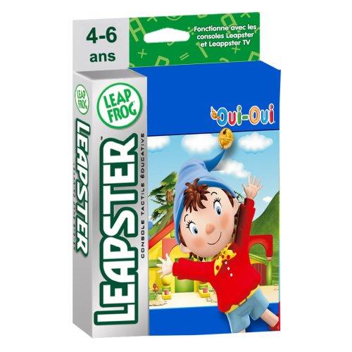 LeapFrog - LEAPSTER - Jeu : Oui Oui - Aventures au pays des jouets (Chorion)