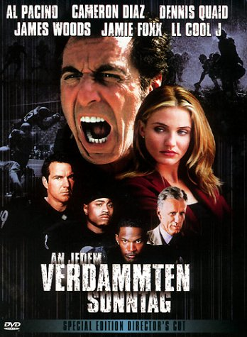 Warner Home Video - DVD An jedem verdammten Sonntag (Special Edition, Director's Cut, 2 DVDs)