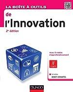 La Boîte à outils de l'innovation - 2e édition de Geraldine Benoit-Cervantes