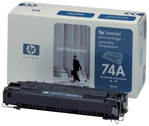 Preisvergleich Produktbild HP 92274A Toner schwarz (3.350 Seiten)