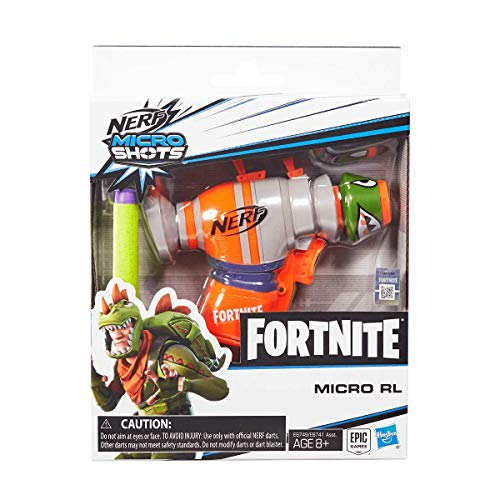 Nerf Microshots Fortnite Blaster