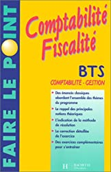 Comptabilité fiscalité : BTS comptabilité-gestion