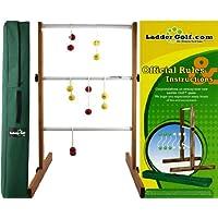 Original Ladder Golf RG - Leitergolf Spiel aus den USA, das kultige Trendspiel