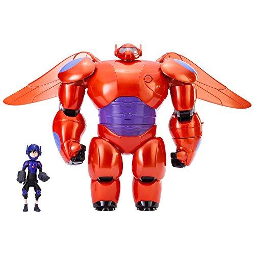 Big Hero 6 - Action Figure di Baymax con Effetti Sonori e Luminosi