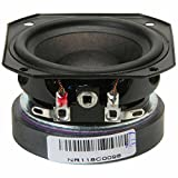 """Peerless by Tymphany TC6FD00-04 2"""" Full Range Paper Cone Woofer 4 Ohm"""