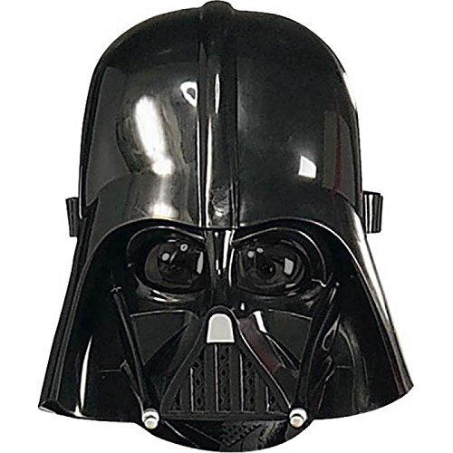 Großbritannien Star Wars Kostüm Kind - Rubies 3 3441 - Darth Vader Maske Kinder