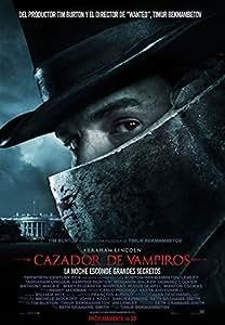 Abraham Lincoln: Cazador De Vampiros [Blu-ray 3D] [Import espagnol]