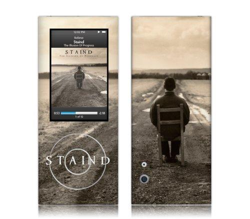 tzfolie für Apple iPod Nano (5. Generation), Motiv Staind - Illusion ()