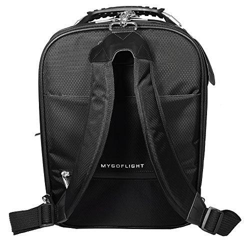 a180fe5621 MyGoFlight iPad Flight Bag PLC Pro (checkpoint friendly laptop bag ...