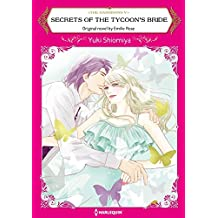 Secrets of the Tycoon's Bride: Harlequin comics (The Garrisons Book 5)