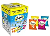Dreamies with Snacky Snowman Gift Box