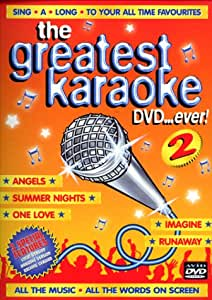 Karaoke - Greatest Karaoke Video...Ever 2 [UK Import]