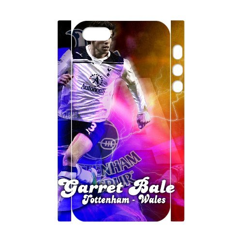 LP-LG Phone Case Of Gareth Bale For iPhone 5,5S [Pattern-6] Pattern-3