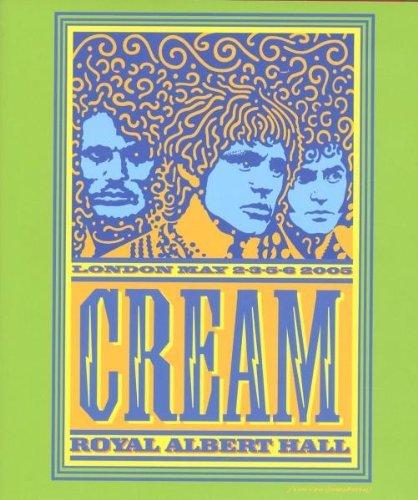 Cream - Royal Albert Hall  [HD DVD]