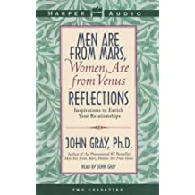 Men Are from Mars, Women Are from Venus Reflections: Inspirations to Enrich Your Relationships: Book of Days: 365 Inspirations to Enrich Your Relationships