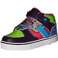 Heelys X2 Tornado - Sneaker con rotelle- viola/colori fluo