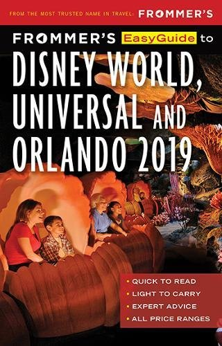 Frommer's EasyGuide to DisneyWorld, Universal and Orlando 20 por Jason Cochran