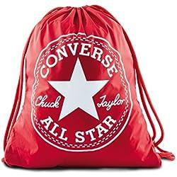 Converse 2018 Mochila tipo casual, 46 cm, 19 litros, Rojo