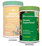 Product Image of Amazing Grass Green SuperFood, 60-Servings, 17-Ounce Tub