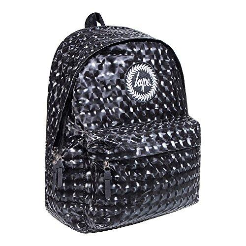 Hype Hype bag kt1 (Legion) Black #amOV1 - Bolso al hombro de Poliéster para hombre negro Legion Black talla única