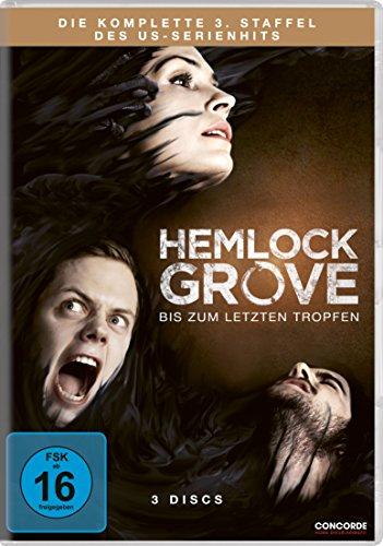 Hemlock Grove - Bis zum letzten Tropfen - Die komplette Staffel 3 [3 DVDs]