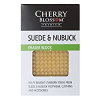 Cherry Blossom Suede And Nubuck Eraser Block Brushes Natural One Size