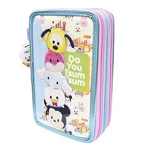 Tsum Tsum – Estuche de 3 Pisos Deluxe con volúmen (CIFE 40570)