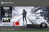 Microsoft Xbox One X - Consola 1 TB + Metro Exodus Collection