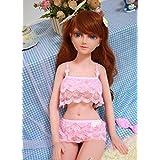 La ropa para la 65cm muñeca Mini Blanco Commercial–Ropa para Género 65cm, no contienen muñecas