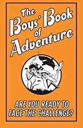 The Boys Book of Adventure by Steve Martin (2010-01-07)