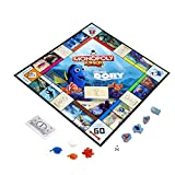 HASBRO B8618 - Jeu de Plateau - Monopoly Junior - Dory