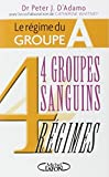 4 groupes sanguins-4 regimes -a by PETER J. (DR) D'ADAMO (April 29,2003)