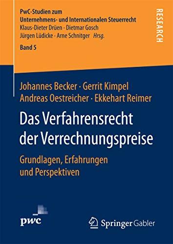 das-verfahrensrecht-der-verrechnungspreise-grundlagen-erfahrungen-und-perspektiven-pwc-studien-zum-u