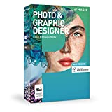 MAGIX Foto & Grafik Designer ? Version 12 ? Die Grafiksoftware für Fotos, Grafiken und Illustrationen -