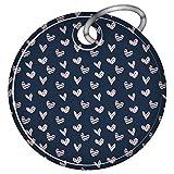 My Custom Style Porte-clés à thème: # San Valentino # Portachiavi in resina Tondo San Valentino-texture10