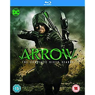 Arrow: Season 6 [Blu-ray] [2018]