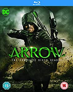 Arrow: Season 6 [Blu-ray] [2018]