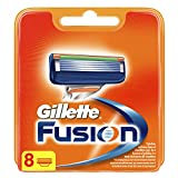 Best Gillette Razors - Gillette Fusion 5 Men's Razor Blades - 8 Review