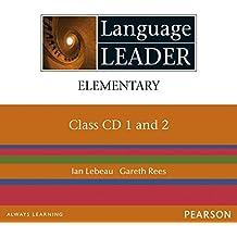 Language Leader Elementary Class CDs