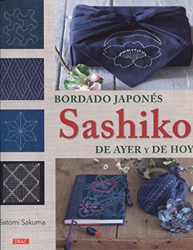 Bordado japonés Sashiko de ayer y de hoy