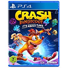 Crash Bandicoot 4 Its About Time (PS4) - UAE NMC Version