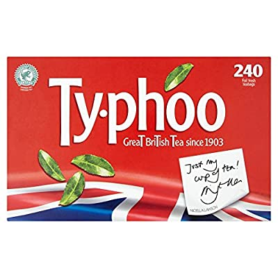 Typhoo Tea 240btl. 750g–Thé noir