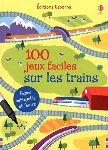 100 JEUX POUR LES JEUNES ENFANTS EN TRAI...