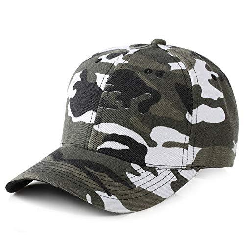 LZWLTT Unisex Army Camouflage Baseball Cap Aus Baumwolle Einstellbare Taktische Kappen Us Marines Army Fans Lässige Kappen Gebogener Sonnenschutzkappenhut Us-baseball-kappen